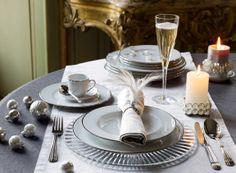 18 Tips für die grosse Einladung Table Settings, Christmas, Invitations, Deco, Xmas, Place Settings, Navidad, Noel, Natal