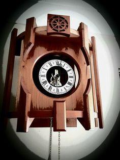 Grandfather Clocks, Modern Wall, Wood Watch, Contemporary, Website, Check, Accessories, Wooden Clock