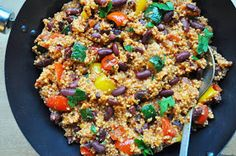 greenwayfood Scd Diet, Vegetable Recipes, Fried Rice, Quinoa, Fries, Food And Drink, Vegan, Vegetables, Ethnic Recipes