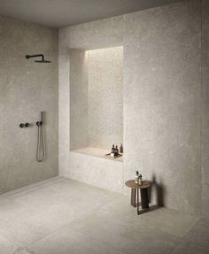 Bad Inspiration, Bathroom Design Inspiration, Interior Inspiration, Bathroom Design Luxury, Modern Bathroom, Beige Bathroom, Laundry In Bathroom, Shower Bathroom, Minimalist Home