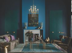 Find the Perfect Wall Color in Sherwin-Williams' 2017 Color Forecast