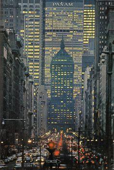 Park Avenue - New York City
