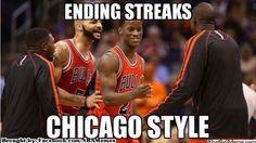 Ending Streaks Chicago Bulls Style