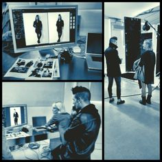 Behind the Scenes with Michael Paynter