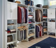 Jez Enterprises offers professional assembly and installation of all products purchased from ClosetMaid. Home Depot Closet Organizer, Closet Organization, Furniture For You, Custom Furniture, Closet Shelving, Custom Closets, Walk In Closet, Carpenter, Storage Spaces