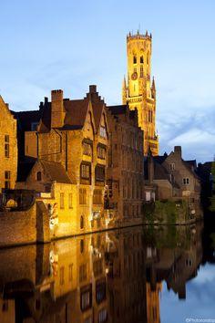 Bruges, Belgique (Belgium) Un lugar para conocer.