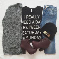 Wear??? Credit @megoosta #outerfashionlish