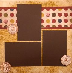 Photo Scraps  December 15, 2012   a Gina P design