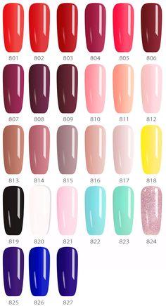 #70312 gdcoco make up nail art comestic diy soak off gel uv led 8ml nail enamel Venalisa gel varnish lacquer gel polish nail gel Discount Price: US $1.25 / piece