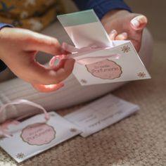 Thalie & Orphee parfumerie ribbon bags
