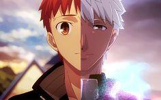 Shirou Emiya & Archer Emiya - Fate/Stay Night - Unlimited Blade Works