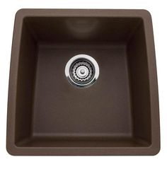 BLANCO Performa x Cafe Brown Single Bowl Undermount Residential Kitchen Sink at Lowe's. Indulge in a striking combination of design functionality, ultimate performance and unsurpassed beauty with the PERFORMA BAR SINK.