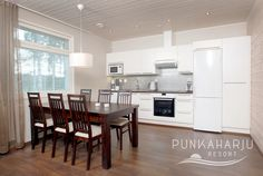 New holiday cottages in Punkaharju Resort.