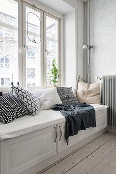Scandinavian apartment via Alvhem - FLOORPLAN