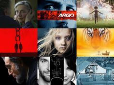 Film: Oscars 2013 |  85th Academy Awards - best picture nominees