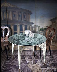 VINTAGE & CHIC: decoración vintage para tu casa [] vintage home decor: Fornasetti @ home