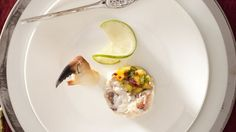 Creamy Crab with Mango Coriander and a Hint of Chilli - RTE Food