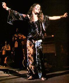 Janis Joplin Woodstock 1969
