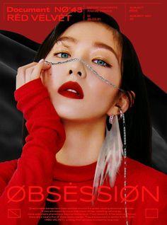 """fi on Twitter: """"red velvet - irene // exo - obsession… """" Red Velvet Joy, Red Velvet Irene, Exo, Red Energy, Makeup For Beginners, Contour Makeup, Seulgi, Mamamoo, Korean Girl Groups"""