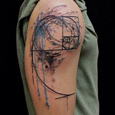 fibonacci tattoo - Google Search