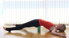 10 Ways to Use Yoga Blocks to Release Tight Muscles #yogablock