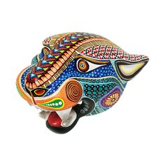 Manuel Cruz: Jaguar Mask