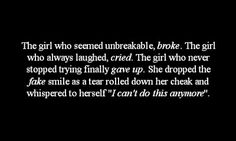 Broken Girl! 29.7.2010