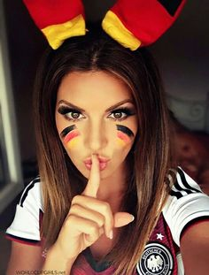 Hot German Girls at World Cup 2014 pictures Hot Football Fans, Football Girls, Soccer Girls, Soccer Fans, Fifa, Dutch Women, German Girls, Our Girl, These Girls