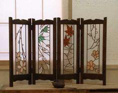 SGOステンドグラス 和のデザイン