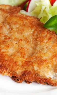 Easy and Delicious Ranch-6 boneless chicken breast 1 cup dry bread crumbs, (even better, use panko breadcrumbs) 1⁄4 cup (up to 1/3) parmesan cheese 1 tsp seasoning salt 1⁄2 tsp (up to 1) black pepper, ground 1⁄2 tsp (up to 1) garlic powder 1 cup prepared ranch salad dressing, (use bottled salad dressing, you might need a bit more dressing) 1⁄4 cup butter, melted.