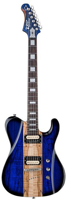 DBZ Maverick in Trans Blue