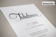 Wedding Stuff, Wedding Ideas, I Have A Dream, Happily Ever After, Special Day, Save The Date, Wedding Invitations, Marriage, Place Card Holders