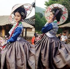 ImageFind images and videos about korean, drama and charcoal on We Heart It - the app to get lost in what you love. Korean Traditional Dress, Traditional Dresses, Joon Gi, Lee Joon, Lee Yu Bi, Kim So Eun, Korean Hanbok, Korean Wave, Actors