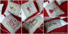 puntocroce e fantasia Christmas 2016, Xmas, Cross Stitch Embroidery, Christmas Stockings, Gift Wrapping, Blog, Holiday Decor, Gifts, Fantasy