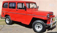 IKA Estanciera 4x4 original. Modelo 1963. Motor original 6 cilíndros (continental). Excelente estado.  http://www.arcar.org/ika-estanciera-46290