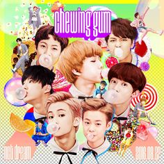 [Single & MV Review] NCT Dream - 'Chewing Gum' http://www.allkpop.com/article/2016/09/single-mv-review-nct-dream-chewing-gum #nctdream #chewinggum #review