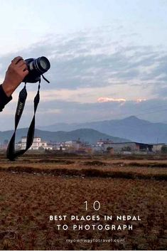 One should not miss the chance to photograph the mountainous sunrise in Nepal. Check out some best places in Nepal to photograph with your photography gear. Ways To Travel, Europe Travel Tips, Best Places To Travel, Travel Destinations, Budget Travel, Travel Ideas, China Travel, India Travel, Japan Travel