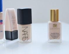 Foundation for Pale Skin | Estée Lauder Double Wear Foundation in 'Shell'