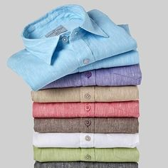 Polo T-shirts - Polo Men's-shirts Mens Casual Dress Outfits, Formal Men Outfit, Men Dress, Formal Shirts For Men, Cotton Shirts For Men, Best Casual Shirts, Mens Polo T Shirts, Buy Shirts, Estilo Tomboy