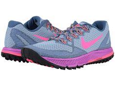 Nike Air Zoom Wildhorse 3 Cool Grey/Anthracite/Wolf Grey/Black - 6pm.com