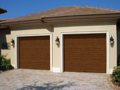 Clopay Cypress Collection Image Gallery Garage Doors