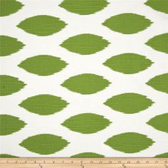 Premier Prints Slub Chipper Kelly Green from @fabricdotcom Screen printed on cotton slub duck (slub cloth has a linen appearance); this versatile medium weight fabric is perfect for window treatments (draperies, valances, curtains and swags), accent pillows, upholstering furniture, headboards, ottomans and poufs. Colors include kelly green and white.