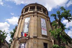 Museo Guimet,  excelente colección de arte perteneciente a diferentes culturas y civilizaciones orientales.