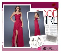 """""""OK Dress 1.24"""" by amra-mak ❤ liked on Polyvore featuring мода, Mojo Moxy, Lipsy и OKdress"""