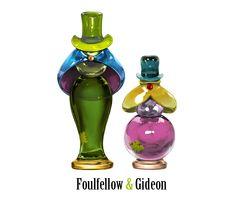 Disney Villan reimagined as perfume