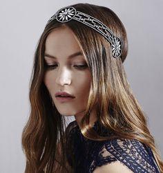 Indira Bandeaux - Hair Accessories - Hair Inspiration - Jennifer Behr