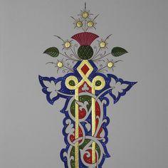 Medieval manuscript illumination