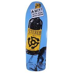 Stereo Skateboard