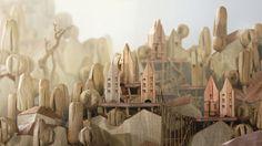 Behance :: Prison Islands by Tobias Wüstefeld