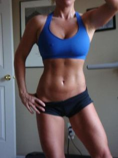 now that's a hot body.  not too big or bulky, but nice and toned.  new goal!  :)- will agree with you!